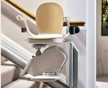 Straight Stair lifts Ireland