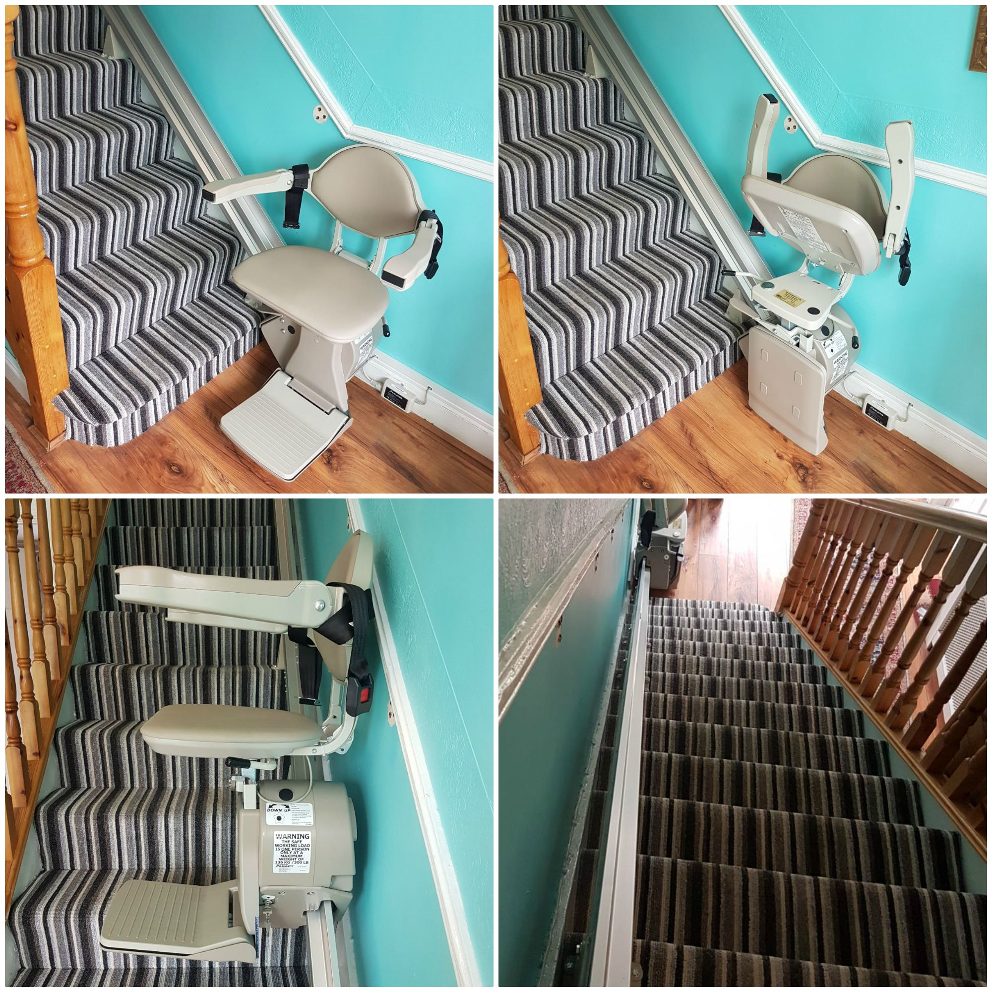 straight stairlift gallery 1