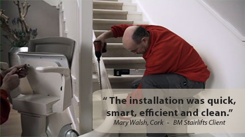 Stairlift Installations