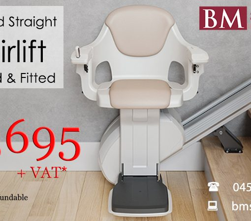 straight stairlift special offer