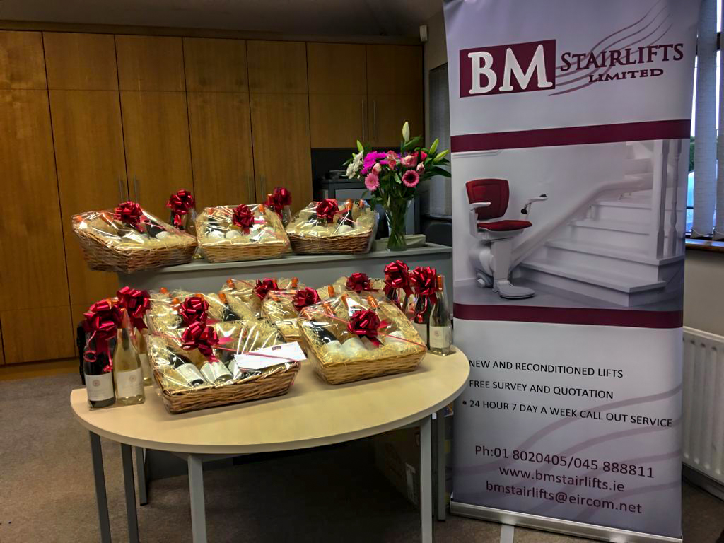 Naas Golf Club Ladies Open Two Person Team Event Sponsored by BM Stairlifts