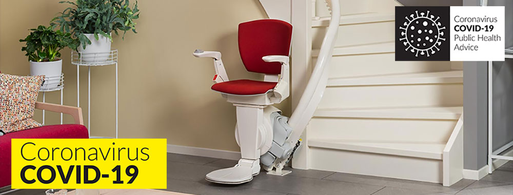 BM Stairlifts Open during Covid-19 update