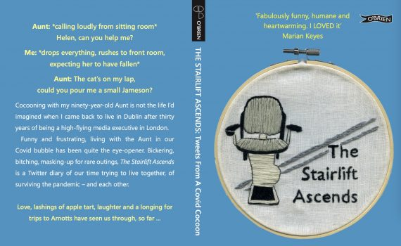 The Stairlift Ascends by Helen O'Rahilly